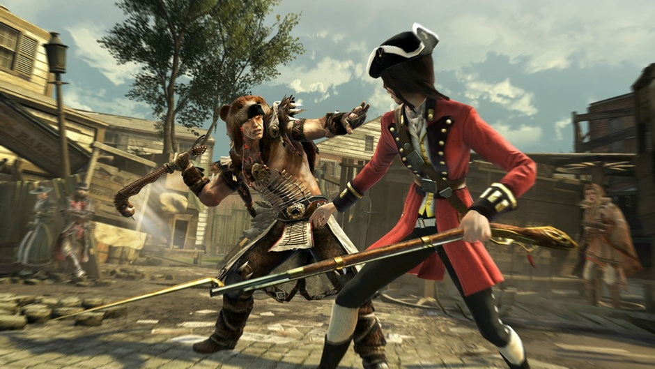 Assassin's Creed 3 Screenshot 08