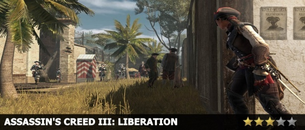 Assassin's Creed 3 Liberation Review