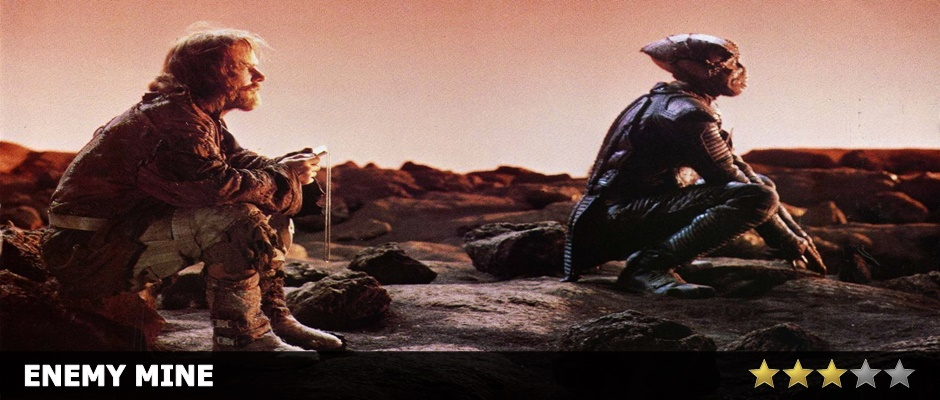 Enemy Mine Review