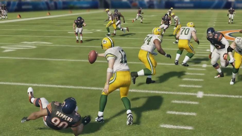 Madden NFL '13 Wii U Screenshot 01