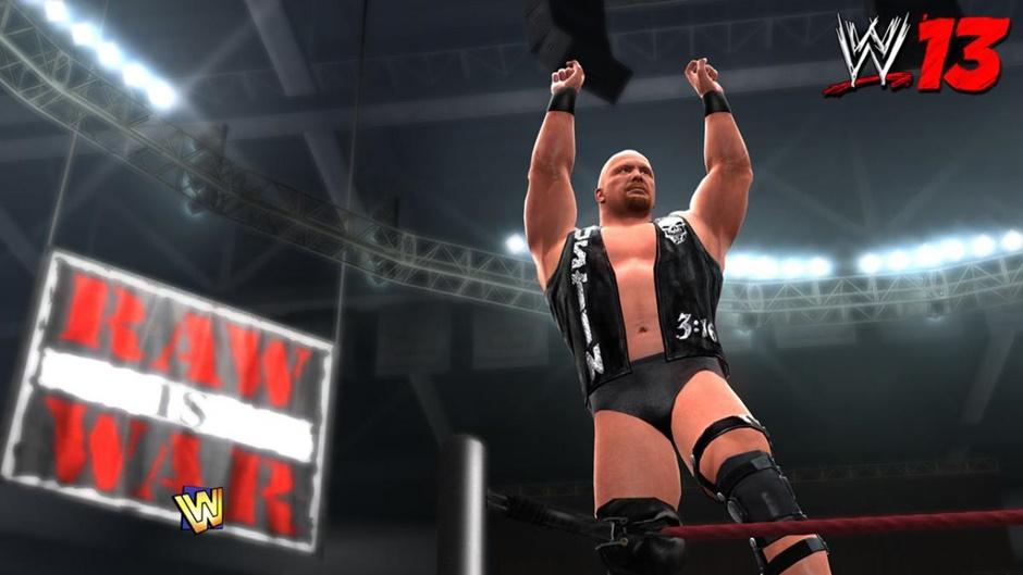 WWE '13 Screenshot 01