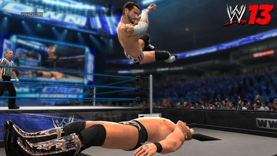 WWE '13 Screenshot 02