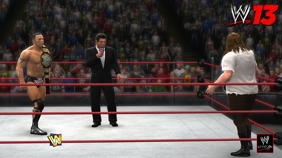 WWE '13 Screenshot 03