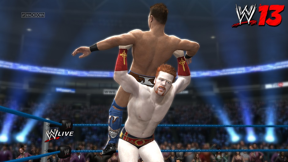 WWE '13 Screenshot 04