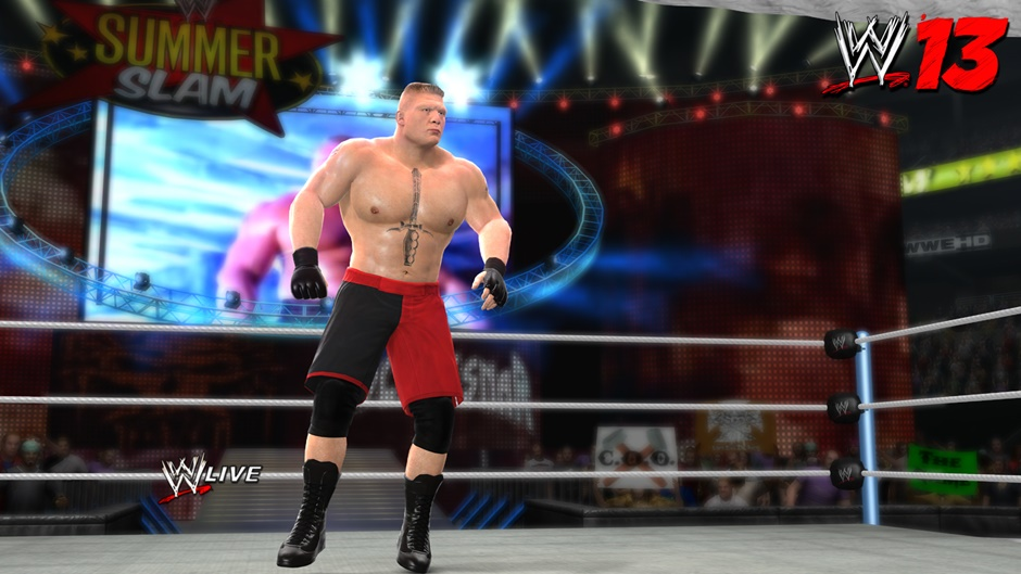WWE '13 Screenshot 05