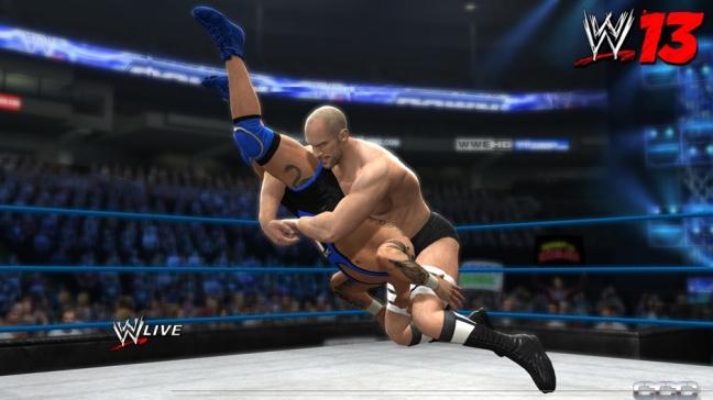 WWE '13 Screenshot 06