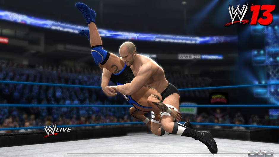 WWE '13 Screenshot 06