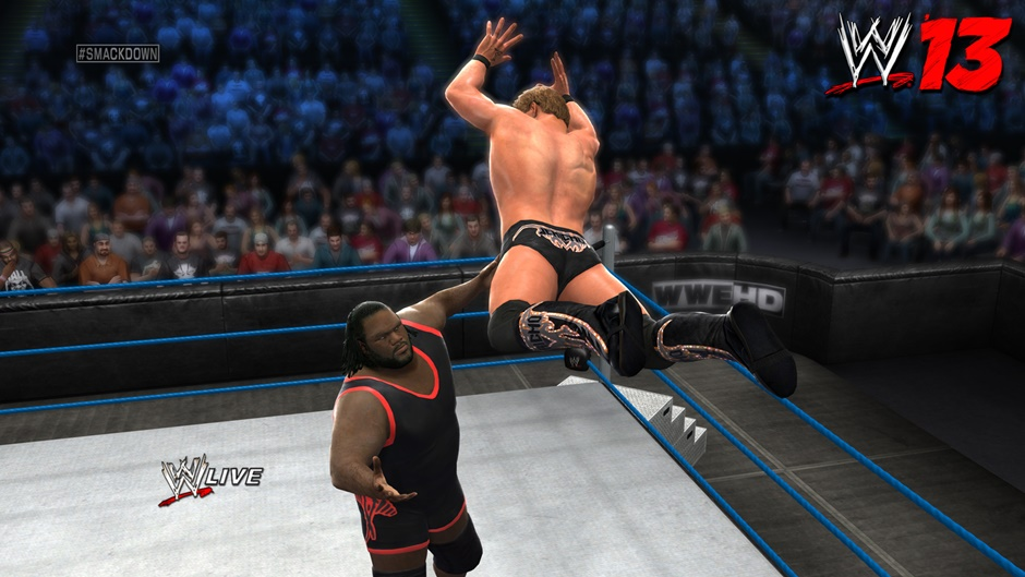 WWE '13 Screenshot 07