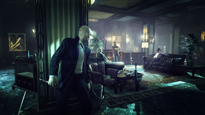Hitman Absolution Screenshot 01