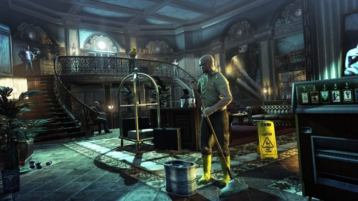 Hitman Absolution Screenshot 02