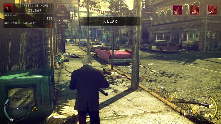 Hitman Absolution Screenshot 03