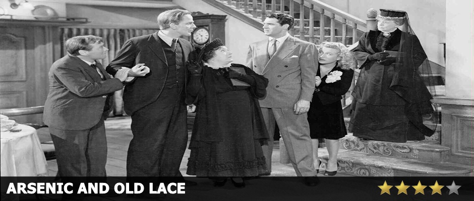 Arsenic and Old Lace Review