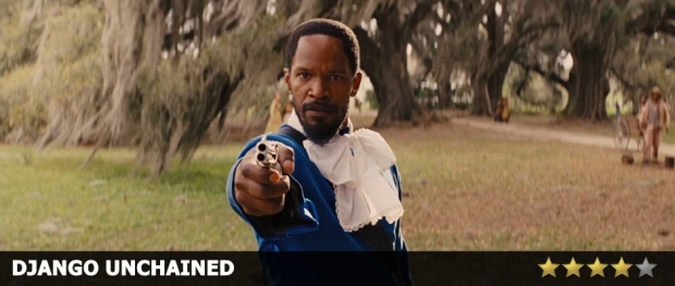Django Unchained Review