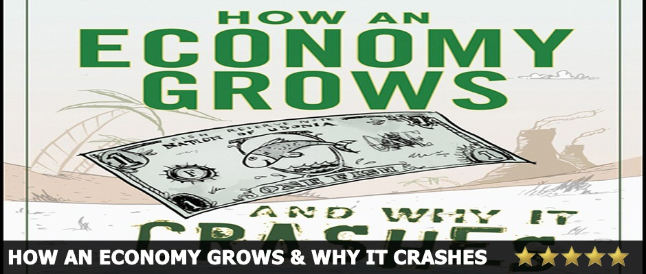 How An Economy Grows and Why It Crashes Review