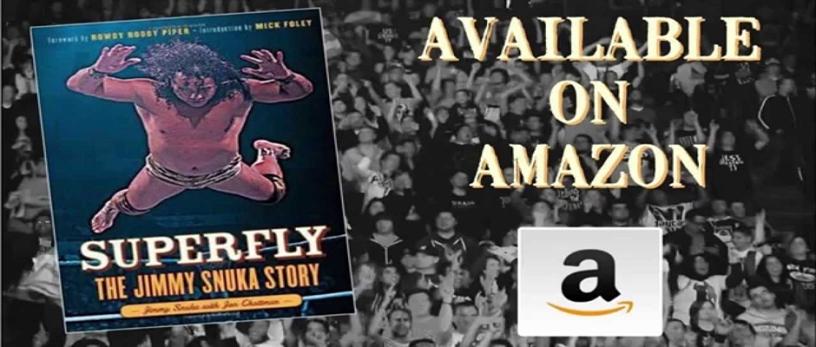 Jimmy Snuka Book