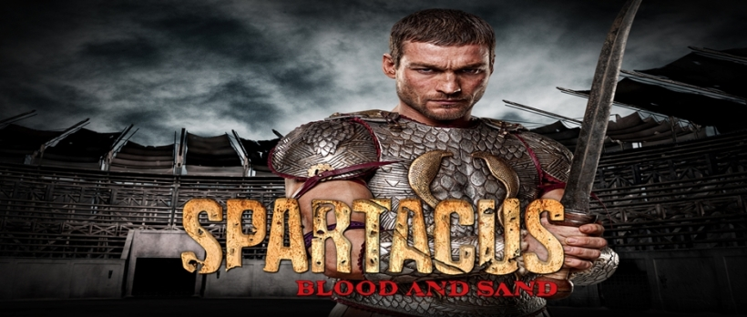 Spartacus Blood and Sand Review