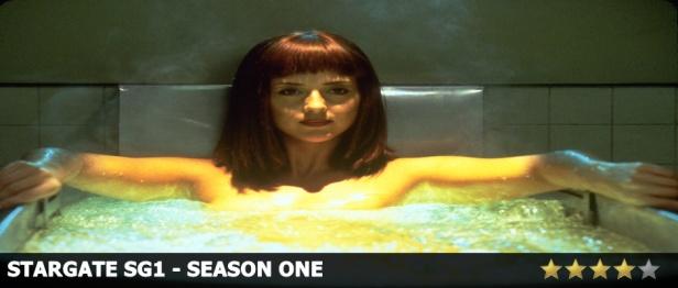 Stargate SG1 Season 1 Review