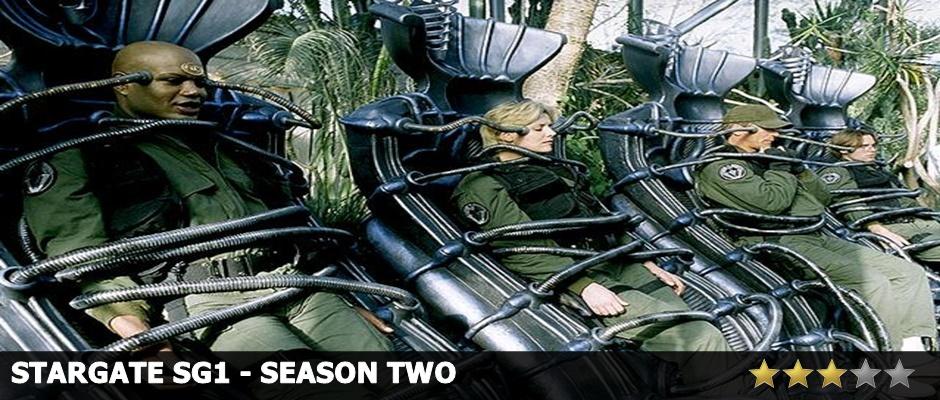 Stargate SG1 Season 2 Review