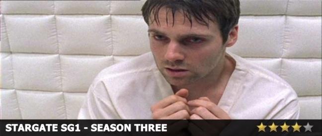 Stargate SG1 Season 3 Review