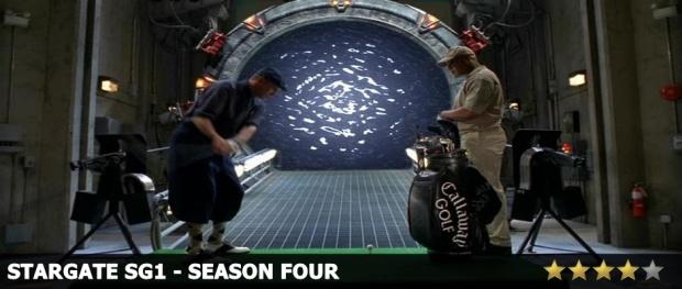 Stargate SG1 Season 4 Review
