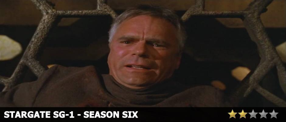 Stargate SG1 Season 6 Review