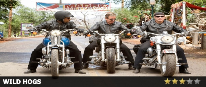 Wild Hogs Review