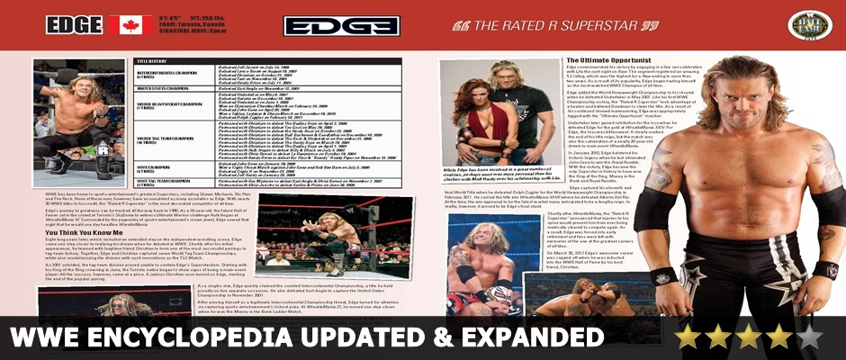 WWE Encyclopedia 2 Review