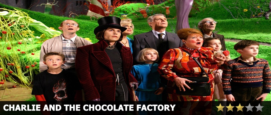 Charlie and the Chocolate Factory Review