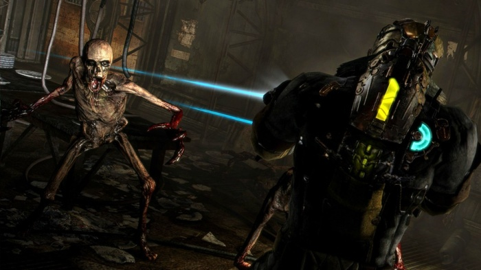 Dead Space 3 Screenshot 01