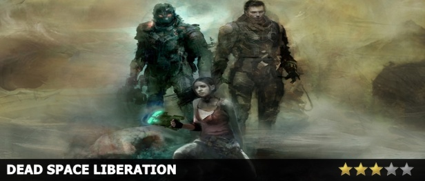 Dead Space Liberation Review