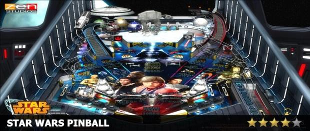 Star Wars Pinball Review