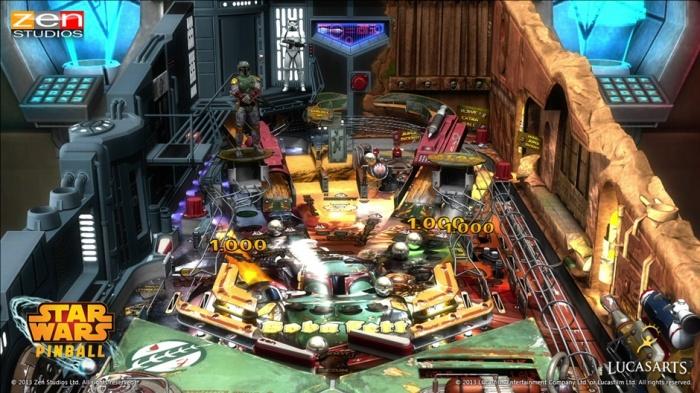 Star Wars Pinball Screenshot 01