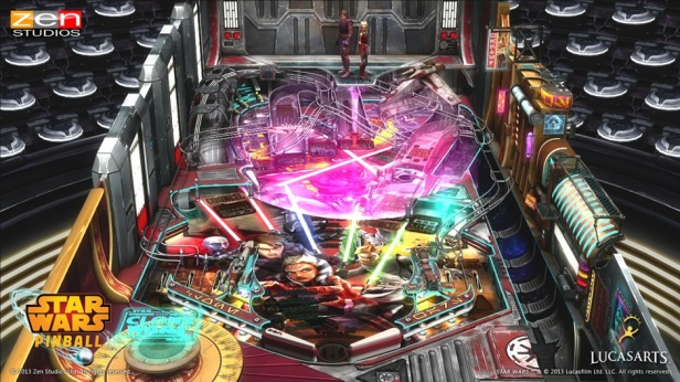 Star Wars Pinball Screenshot 02