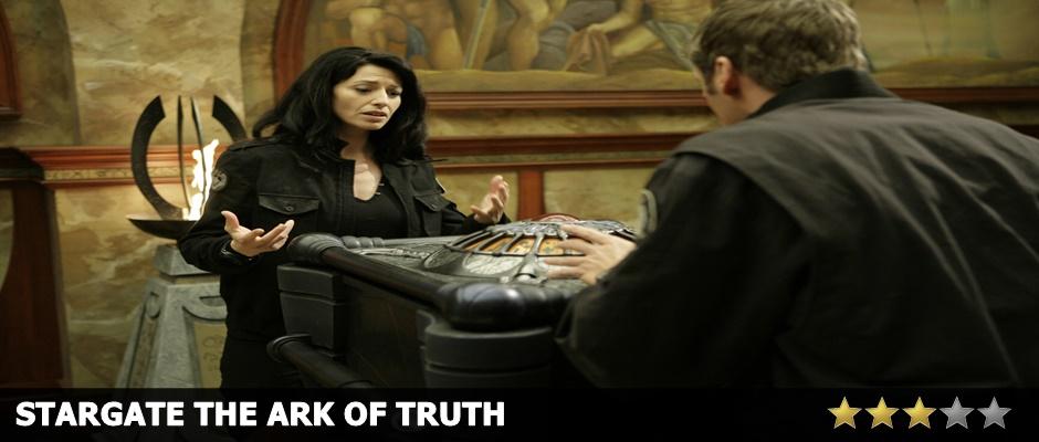 Stargate Ark of Truth Review
