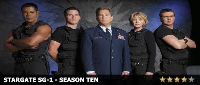 Stargate SG1 Season 10 Review