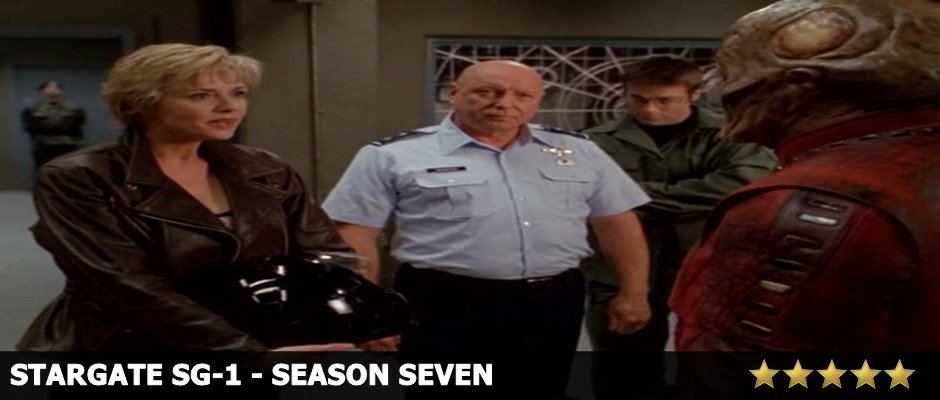 Stargate SG1 Season 7 Review