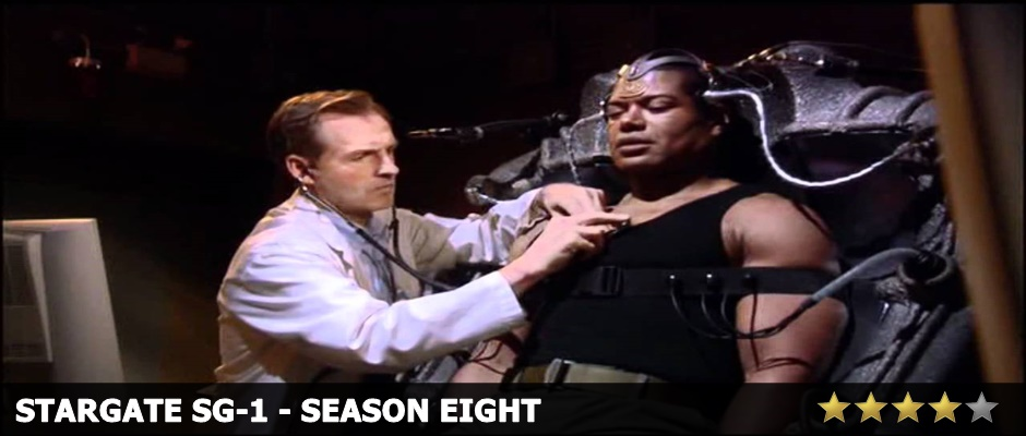 Stargate SG1 Season 8 Review