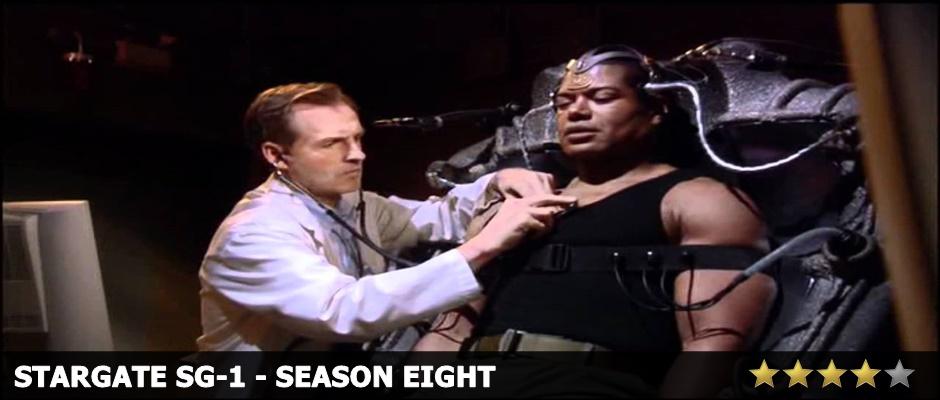 Stargate SG1 Season 8 Review