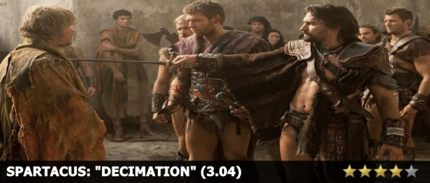 Spartacus Decimation Review