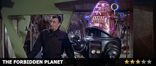 The Forbidden Planet Review