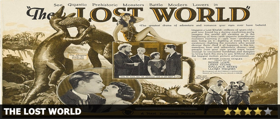 The Lost World Review