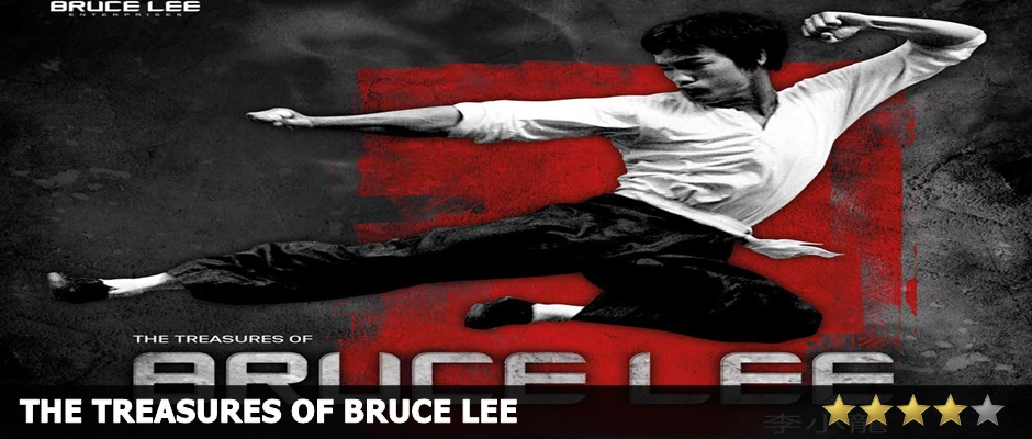 Treasures of Bruce Lee Review
