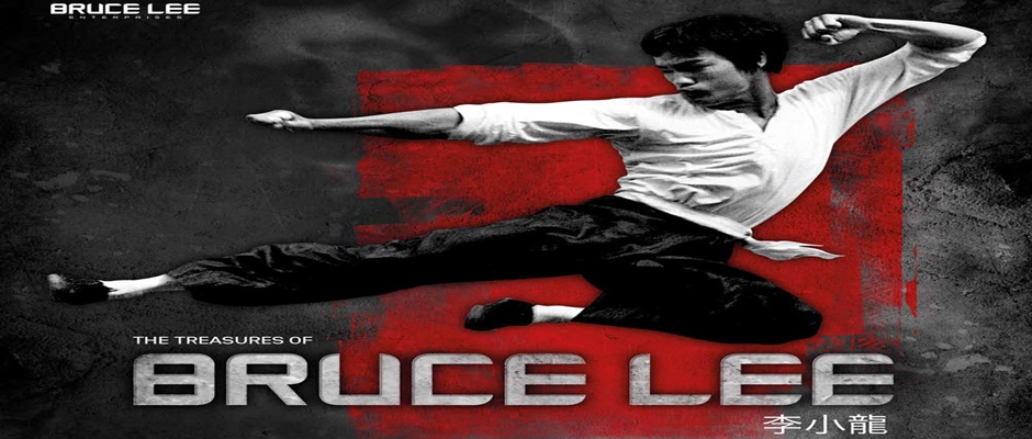 Treasures of Bruce Lee