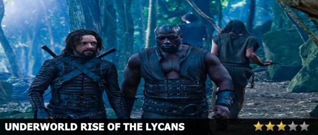 Underworld Rise of the Lycans Review