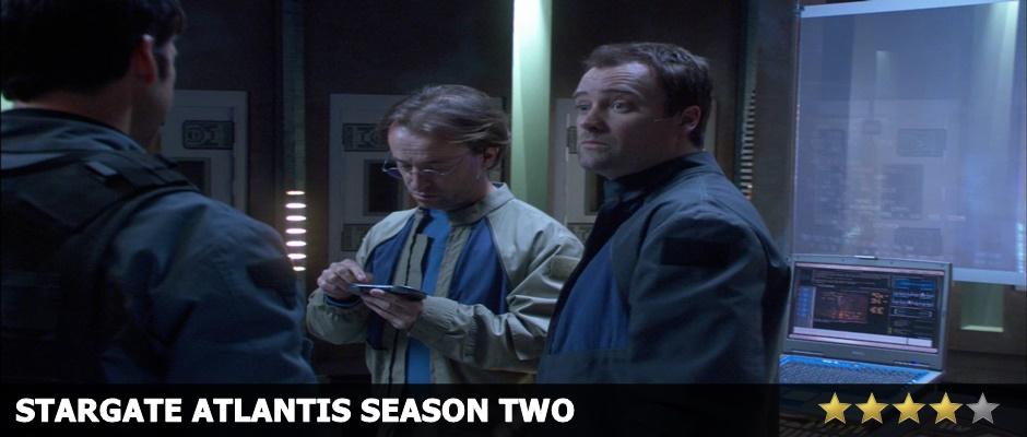 Stargate Atlantis Season 2 Review