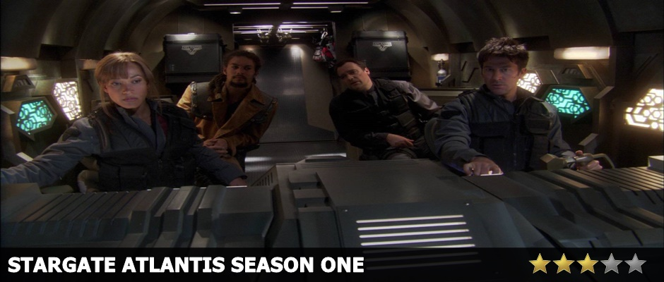 Stargate Atlantis Season One Review