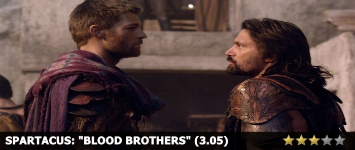 Spartacus Blood Brothers Review