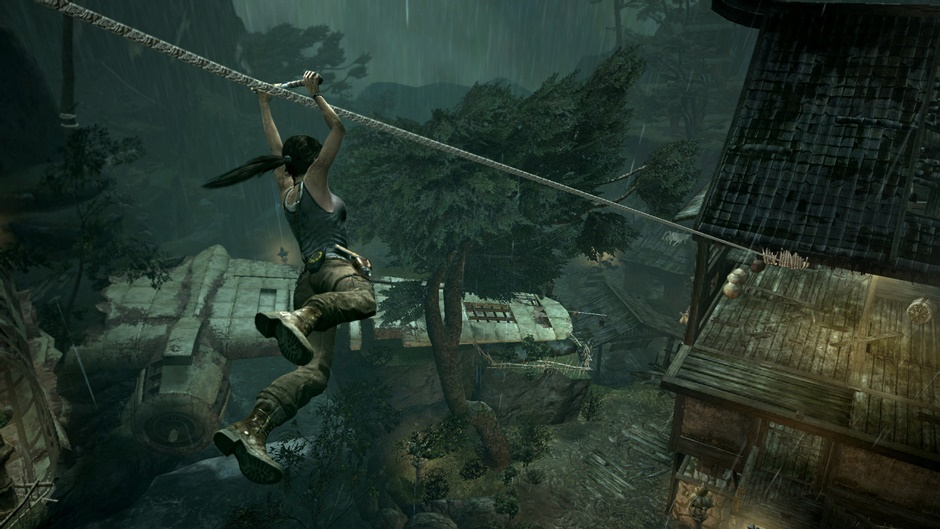 Tomb Raider Screenshot 01