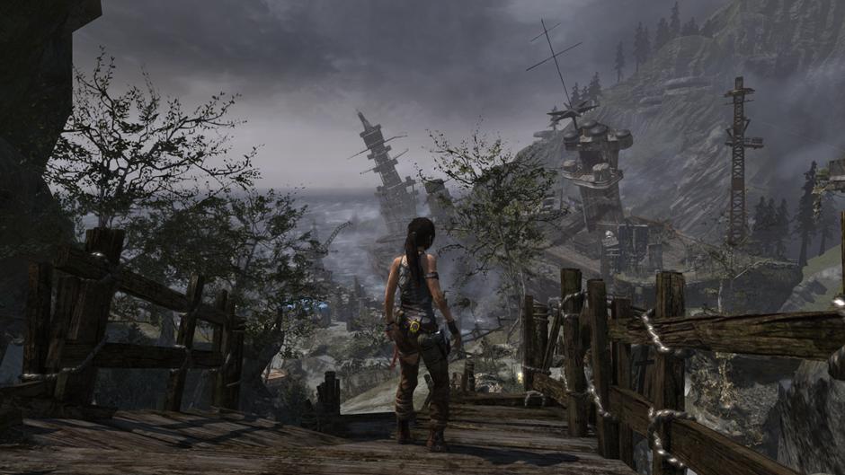 Tomb Raider Screenshot 02