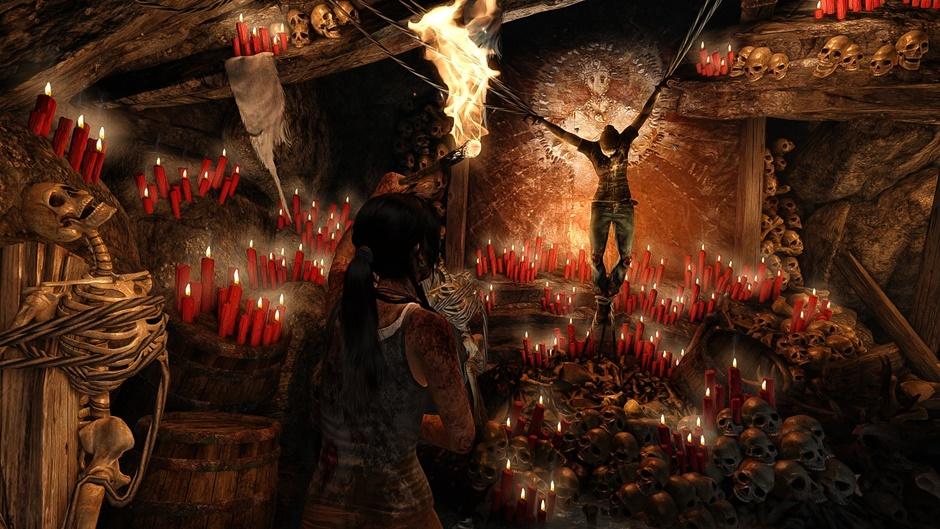 Tomb Raider Screenshot 03